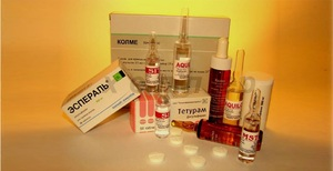 Прием лекарства от алкоголизма